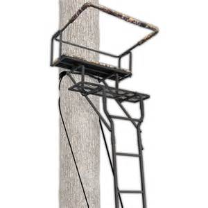 Ap Stands For by Ameristep 15 Two Man Ladderstand W Realtree Ap Seat
