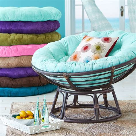 papasan chair cushion cover pier one the pier 1 papasan has always been a college staple but