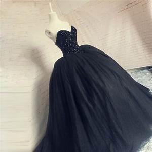 aliexpresscom buy gothic princess black wedding dress With buy black wedding dress