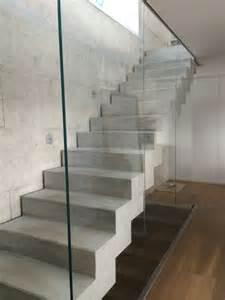 kantenschutz treppe glasfinder innenanwendungen glasgeländer keller glas