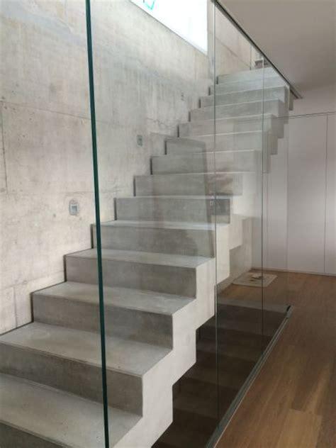 Glasgeländer Treppe Preis by Treppe Glaswand Preis Wohn Design