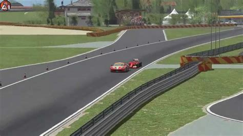 fiorano test track fiorano test track in rfactor 2