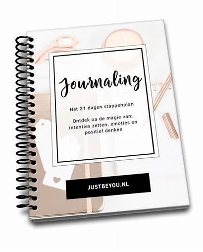 Journaling Dagen Stappenplan Het