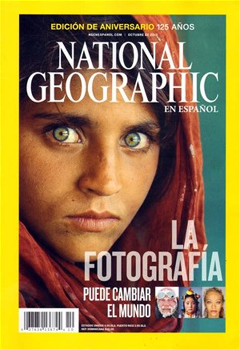 National Geographic En Espanol Magazine Covers October