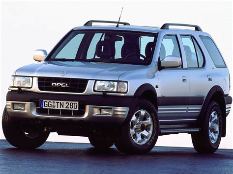 Opel Era by Opel Frontera Photos Photogallery With 13 Pics Carsbase