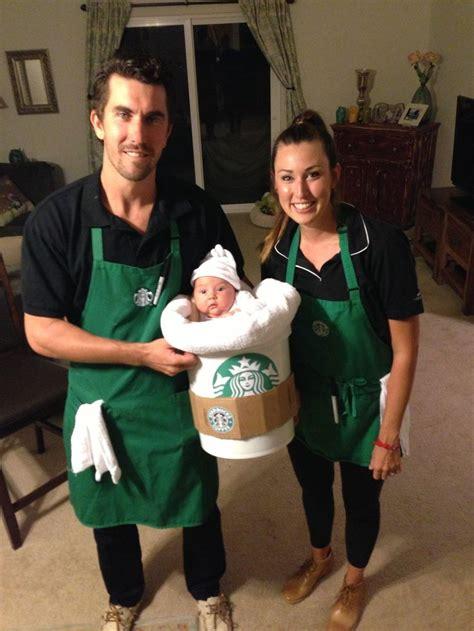 Starbucks Themed Halloween Costume