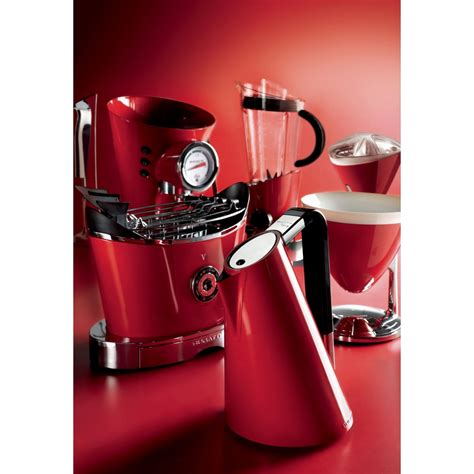 This toaster was an extravagant purchase for our new kitchen and. Bugatti - Volo toaster, Red - Vama Kitchens