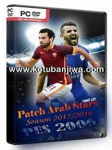 PES 6 Arab Stars Patch 20162017 Single Link