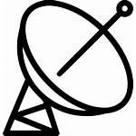 Antenna Icon Parabolic Clipart Antena Icons Computer