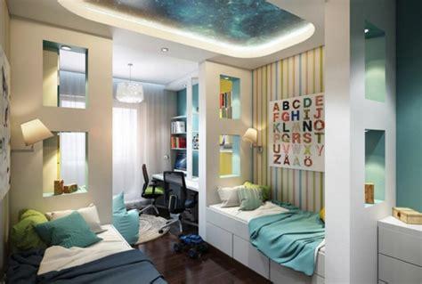 amenagement chambre 2 enfants aménagement chambre d enfant dans un appartement design