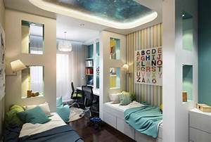 amenagement chambre denfant dans un appartement design With amenagement chambre d enfant