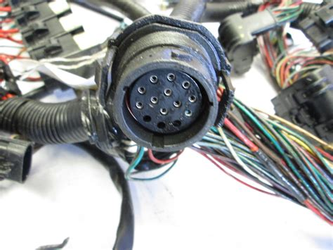 Mercury Boat Motor Wiring Harness by Wiring Harness For 1977 70 Hp Mercury Boat Motor 48