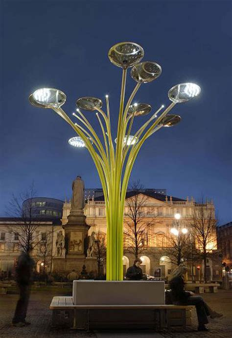 solar tree lights solar tree to debut in venice core77