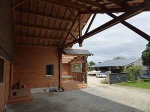 Renovation Hangar En Habitation : r habilitation d 39 un hangar en extension d 39 habitation nort sur erdre ~ Nature-et-papiers.com Idées de Décoration