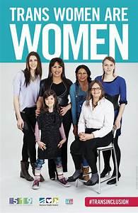 Trans Women are Women Poster