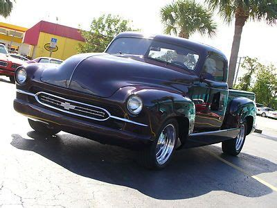 Sell Used 1951 Chevy Pickup Custom $140k Build One Of A