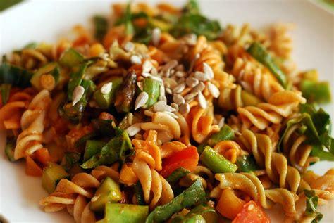 Return To The Garden Spring Vegetable Pasta Salad