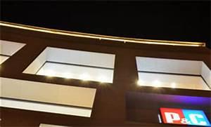 Fassadenbeleuchtung Außen Led : architekturbeleuchtung aussenbeleuchtung fassadenbeleuchtung objektbeleuchtung ~ Markanthonyermac.com Haus und Dekorationen