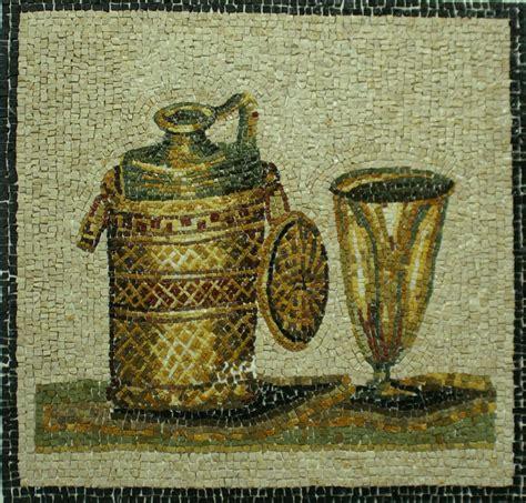 making roman mosaic copies