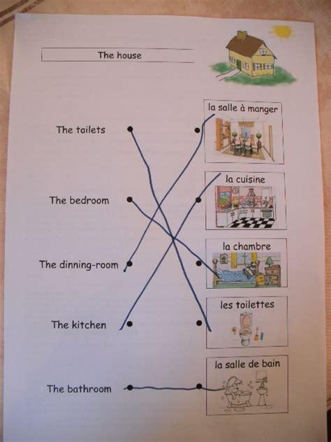 de la maison en anglais anglais la maison le petit roi enfant autiste