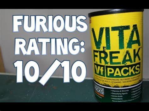 pharmafreak vita freak multivitamin supplement review 10