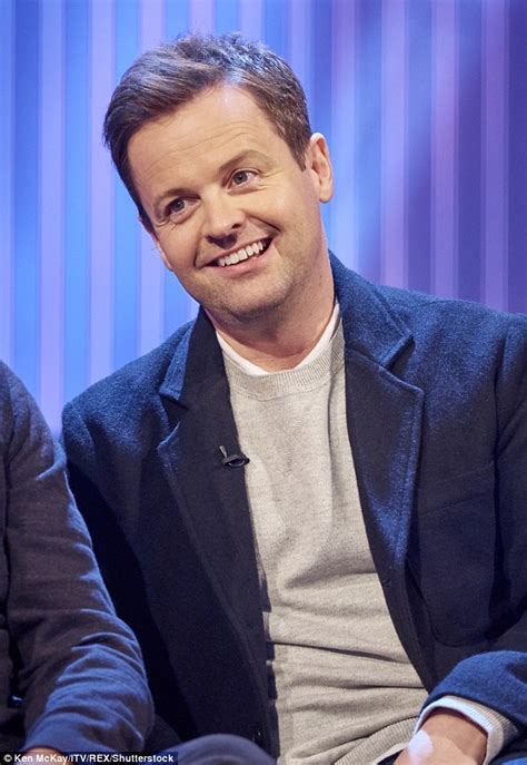 Declan Donnelly finally settles the mystery of his missing ...