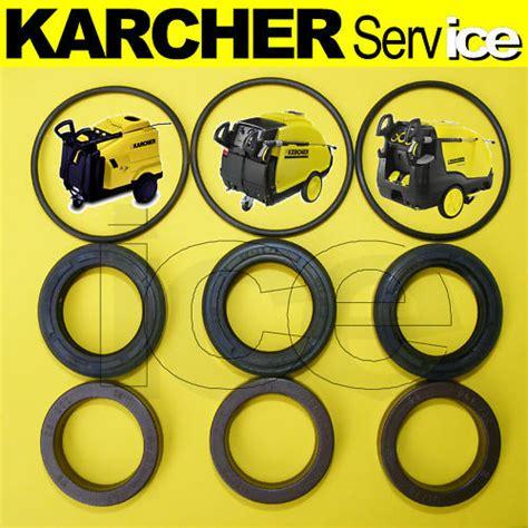genuine karcher hds water seals o ring kit 555 655 7 10 790 890 1020 ebay