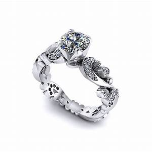 paisley engagement ring jewelry designs With paisley wedding ring