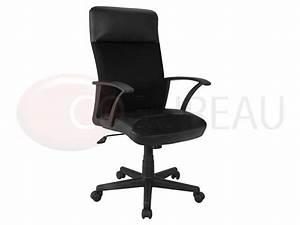 Fauteuil Cuir Bureau : fauteuil de bureau igo mesh cuir ~ Teatrodelosmanantiales.com Idées de Décoration