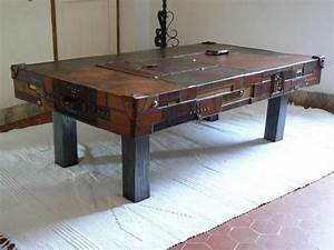 Meuble Fait Maison : table maison table basse et pliante ~ Voncanada.com Idées de Décoration