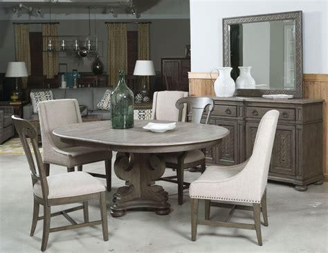 greyson grant  pedestal dining room set  p