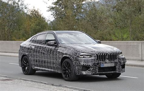 Bmw M 2020 by 2020 Bmw X6 M Spied Up And Personal Autoevolution