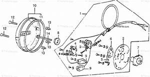 Honda Motorcycle 1978 Oem Parts Diagram For Points
