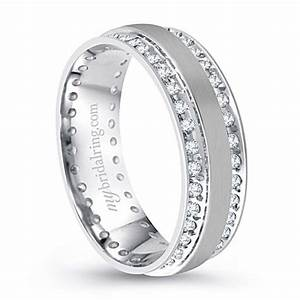333 best mens white gold wedding bands with diamonds With male wedding rings with diamonds