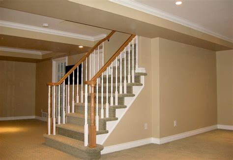 alternative  basement stair ideas build