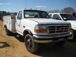 1995 Ford F Super Duty Service Truck  S  N 1fdlf470sea80365