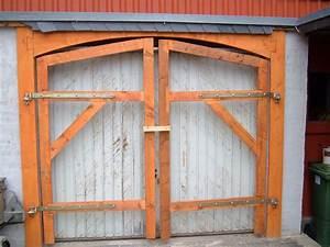 Garagentor Aus Holz : garagentor unterkonstruktion 2 jpg carport pinterest scheunentore selbst bauen und ~ Watch28wear.com Haus und Dekorationen
