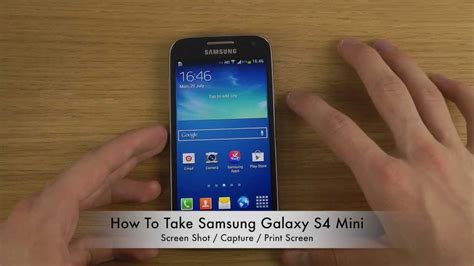 how to print from samsung phone how to take samsung galaxy s4 mini screen capture