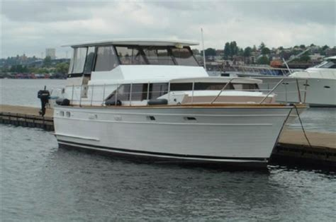 Living On A Large Boat by 1968 Trojan 38 Sea Voyager Power New And Used Boats For Sale