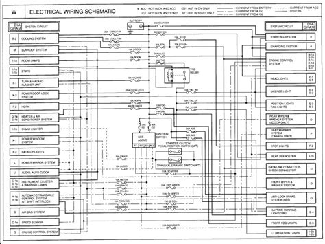 Kia Amanti Infinity Stereo Wiring Diagram Forums