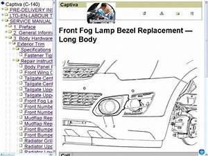 Manual De Taller Chevrolet Captiva Y Captiva Sport 2009