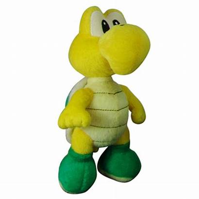 Koopa Mario Plush Troopa Super Toy Brothers