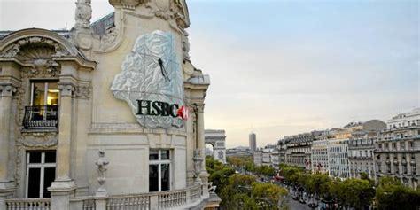 si e social hsbc hsbc absorbe sa banque privée et monte en gamme