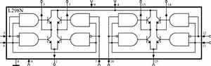 Block Diagram Of The L298n Dual H