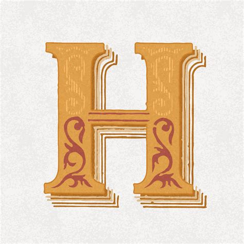 capital letter  vintage typography style   vectors clipart graphics vector art