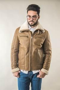 Men's fur coat  Men