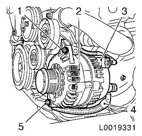 vauxhall workshop manuals gt astra h gt j engine and engine aggregates gt dohc diesel engine