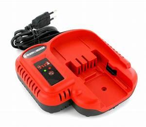 Batterie Black Et Decker 18v : chargeur black decker 18v ~ Dailycaller-alerts.com Idées de Décoration