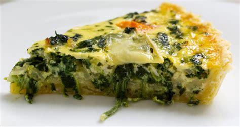 spinach quiche  baker   bake baking baked
