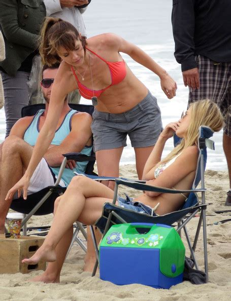 jason mantzoukas bikini adam brody and katie aselton photos photos the league